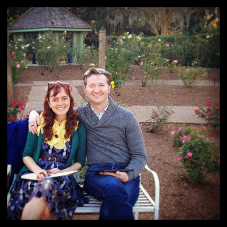 Best Orlando Photo Shoot Location - Leu Gardens