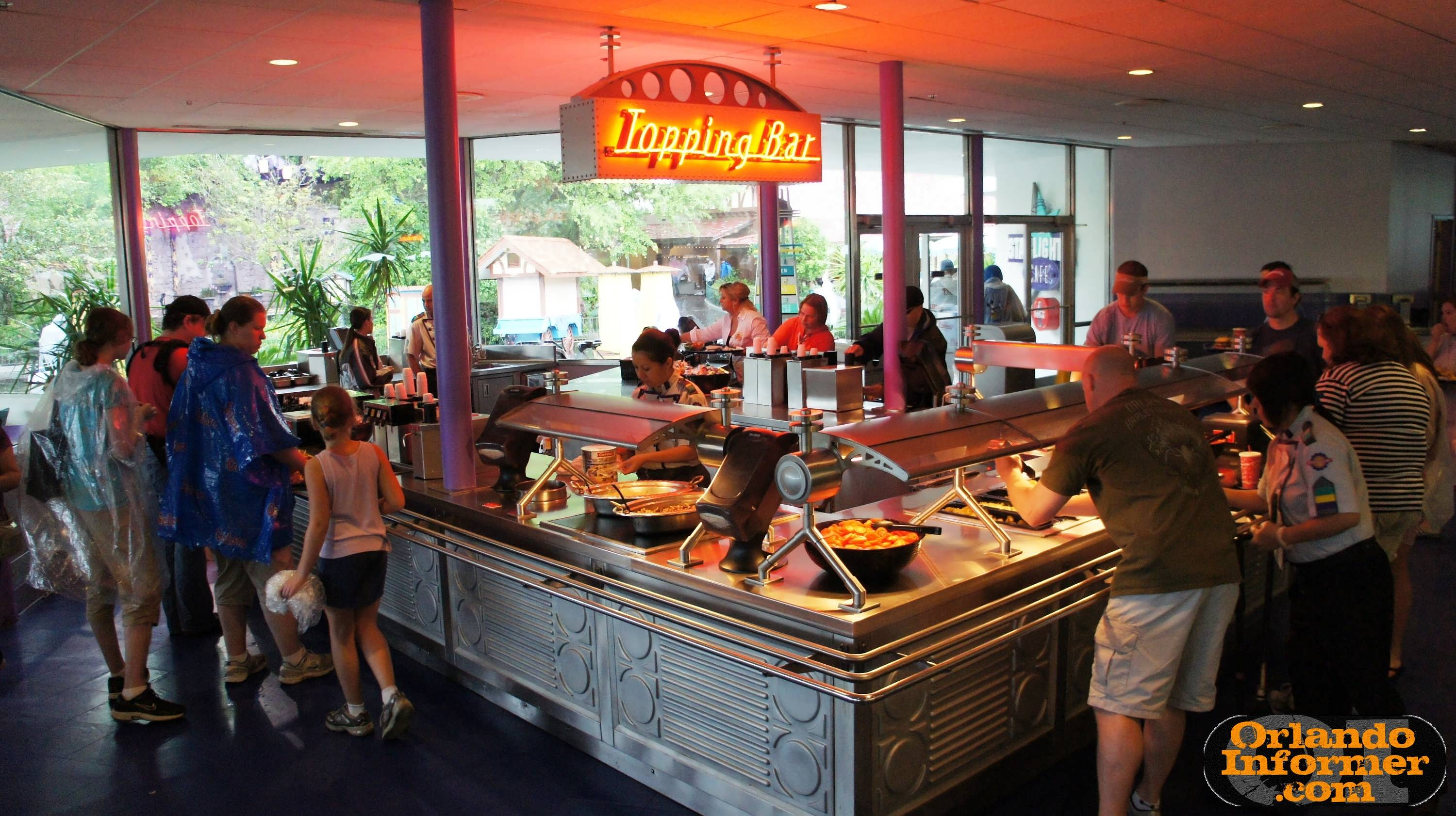 Cosmic Rays Starlight Cafe In Tomorrowland Sonny Eclipse Is In The House With HD 1080p Video