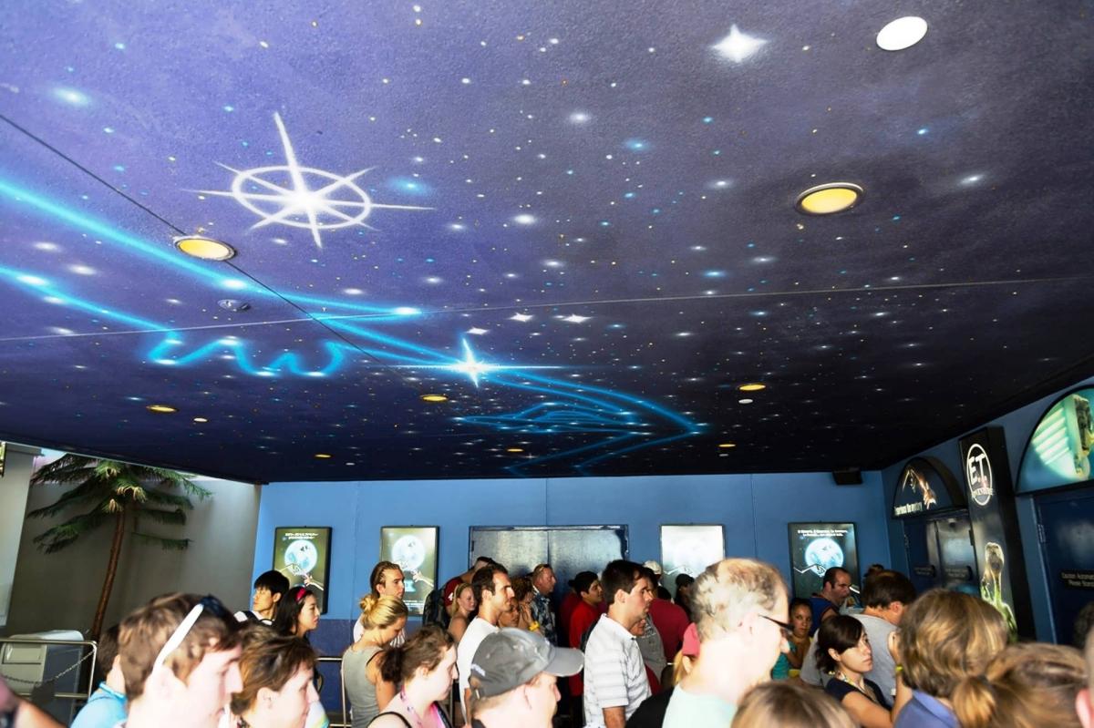 ET Adventure At Universal Studios Florida