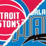 GAME DAY 65 – ORLANDO VISIT DETROIT