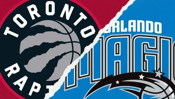 GAME DAY 56 – THE MAGIC AT THE RAPTORS