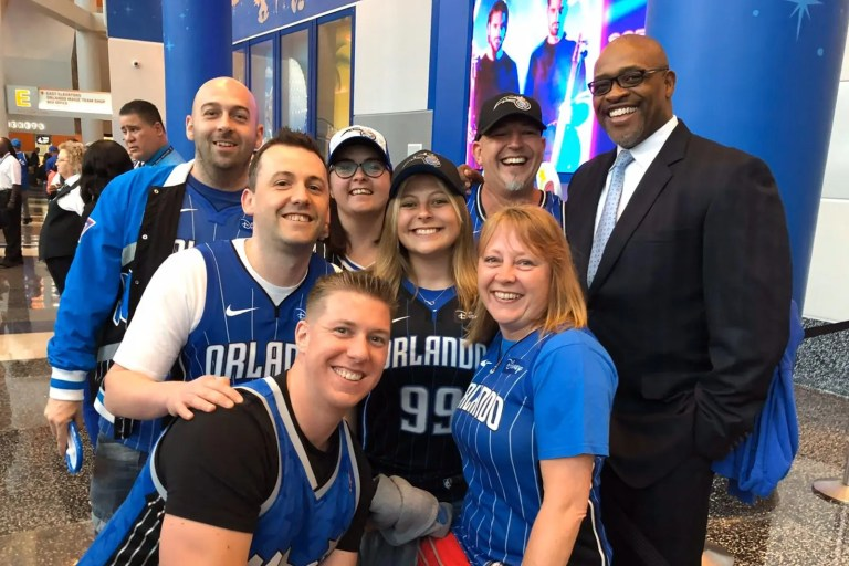 Read more about the article ORLANDO MAGIC UK LEGENDS SERIES – NICK ANDERSON