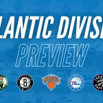 THE EASTERN CONFERENCE ATLANTIC DIVISION