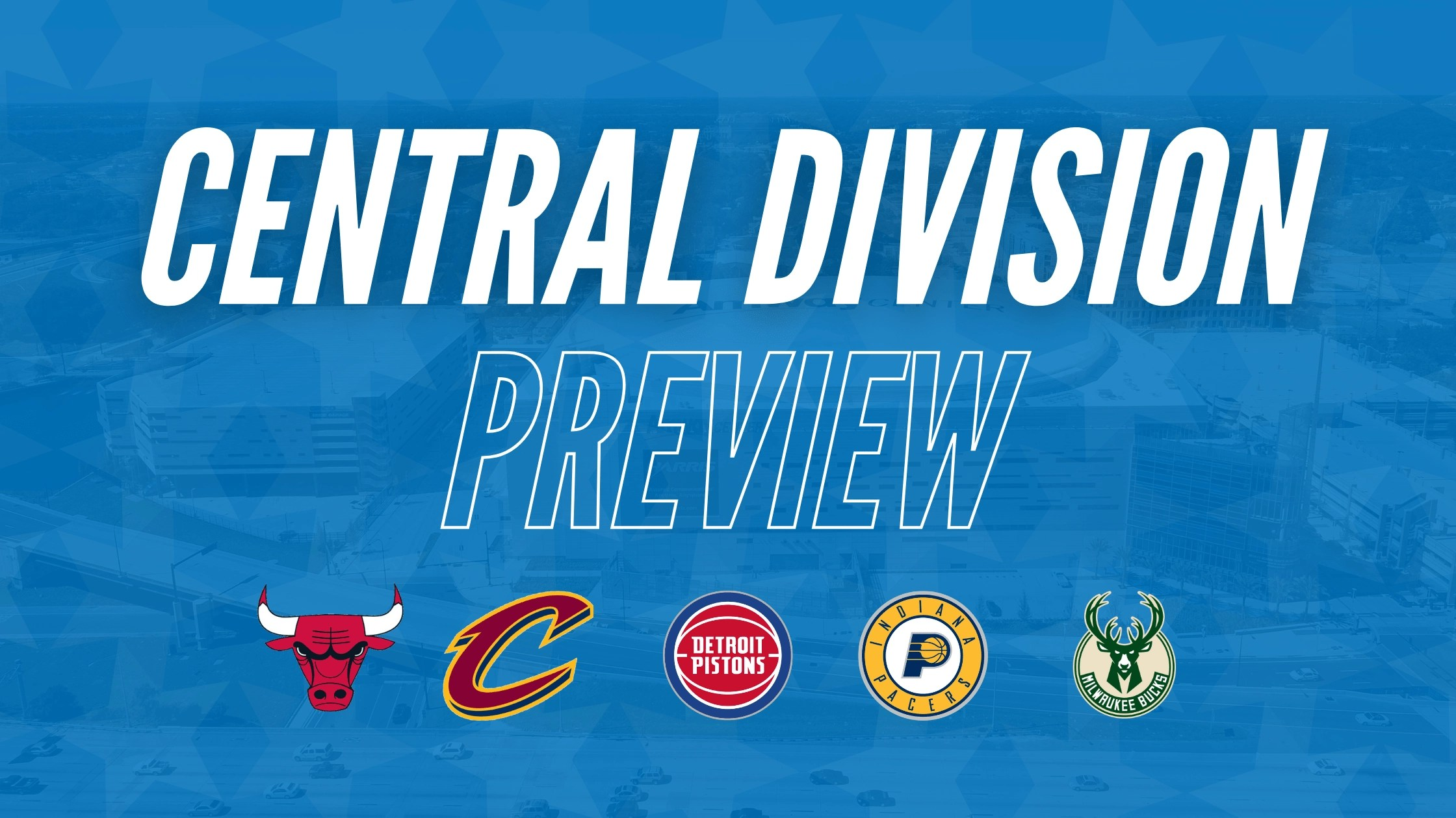 Read more about the article THE EASTERN CONFERENCE CENTRAL DIVISION