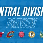 THE EASTERN CONFERENCE CENTRAL DIVISION