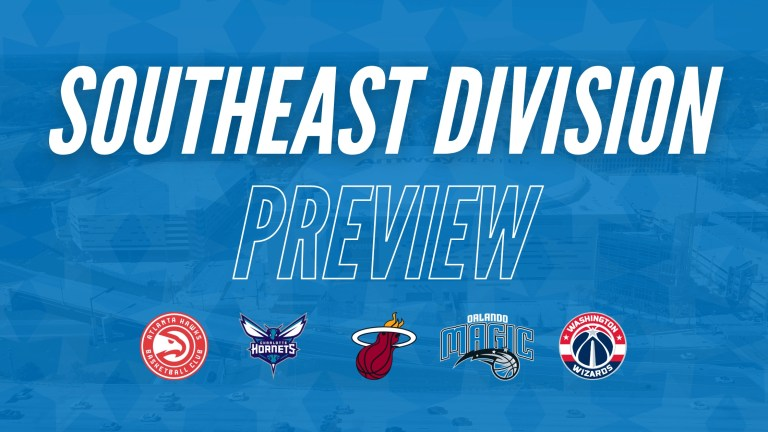 Read more about the article THE EASTERN CONFERENCE SOUTHEAST DIVISION