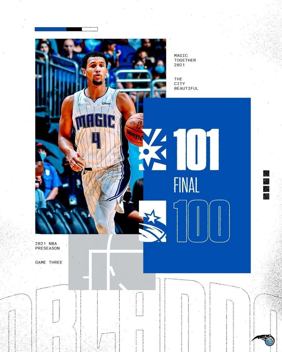 Read more about the article The Magic Fall Against The Spurs