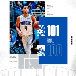 The Magic Fall Against The Spurs