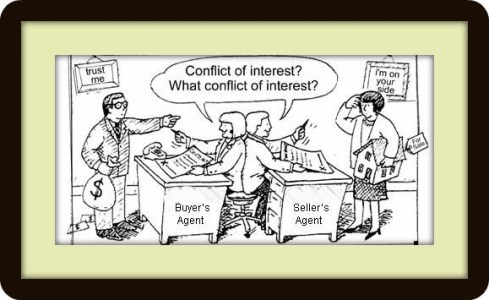 real estate conflict of interest