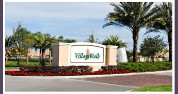 Lake Nona Village Walk Homes