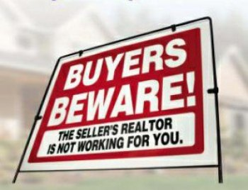 buyers brware of seller agents