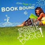 Free books at Lake Eola Farmer's Market