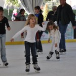 Cheap holiday event: Winter Park ice skating