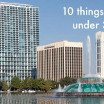 Orlando 10 things to do under $10
