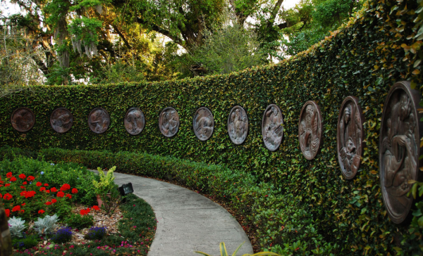 Free museum days in Orlando: image of Albin Polasek Museum & Sculpture Gardens