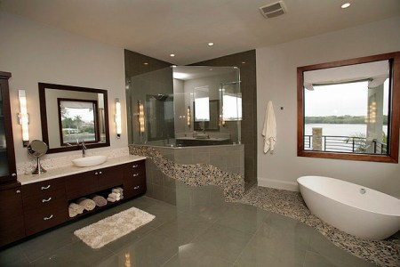 How to Choose the Right Paint Finish for Your Bathroom    Orlando     How to Choose the Right Paint Finish for Your Bathroom