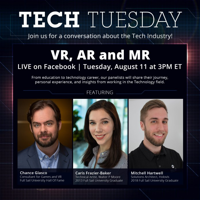 Event spotlight: Full Sail University's Tech Tuesday