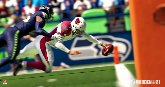 EA's Maitland team navigated pandemic challenges to build Madden NFL 21