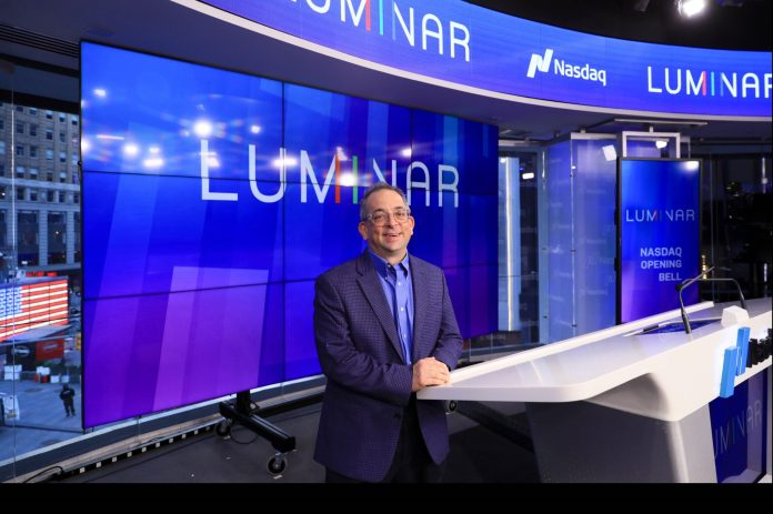 Luminar exec to share tech firm's growth story in UCF online symposium
