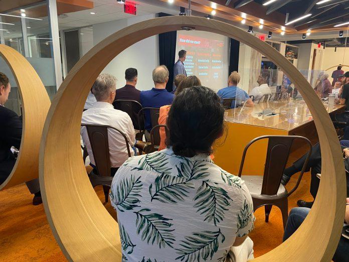 Demo day in Orlando helps startups meet potential investors, clients
