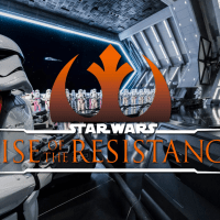 Good Morning America Gets Sneak Peek of Star Wars: Rise of the Resistance