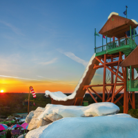 Blizzard Beach, Universal's Volcano Bay and Aquatica Orlando Closed Tomorrow Due to Cold Weather