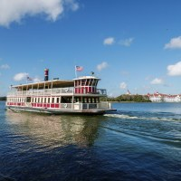 Ferry Boat Incident at Walt Disney World Deemed Apparent Suicide Attempt