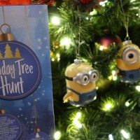 Universal Orlando Offering Free Holiday Tree Hunt With Prize