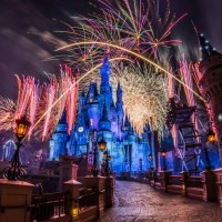 Walt Disney World Fireworks, Park Hours and Entertainment Schedules for New Year's Eve