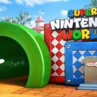 Super Nintendo World Site Plans for Universal's Epic Universe; Layout Revealed