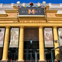 Revenge of the Mummy at Universal Studios Florida Reopens After Refurbishment