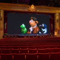 Muppet Vision 3D Closing for Renovations on 26th January