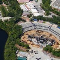 Fantasmic's Lagoon Drained at Disney's Hollywood Studios