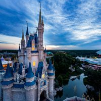 Walt Disney World Posts Park Hours for Early December