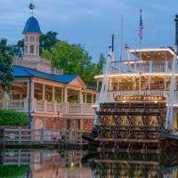 Extensive Refurbishment Scheduled for Liberty Square Riverboat and Tom Sawyer Island Starting Early October