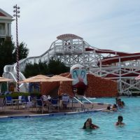 Keister Coaster Waterslide at Disney's BoardWalk Resort Closing for Refurbishment