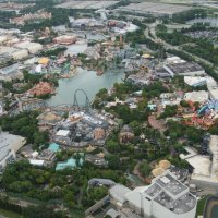 New Aerial Photos of Universal's Islands of Adventure