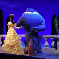 VIDEO: Preshow, Queue, and Ride Through of The Enchanted Tale of Beauty and the Beast
