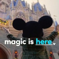 Walt Disney World Debuts This Year's Holiday Commercial