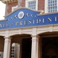 The Hall of Presidents Now Closed for Refurbishment at Magic Kingdom