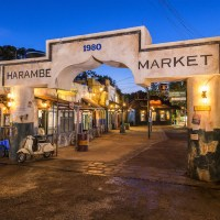 Harambe Market at Disney's Animal Kingdom Now Open Thursday Through Monday