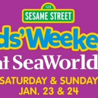 SeaWorld Orlando to Celebrate Sesame Street Kids Weekend