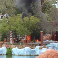Fire Extinguished at Popeye & Bluto's Bilge-Rat Barges in Universal's Islands of Adventure [Update]