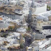 New Aerial Photos of Walt Disney World