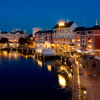 Water Leak Floods Second Floor at Disney's Boardwalk Villas