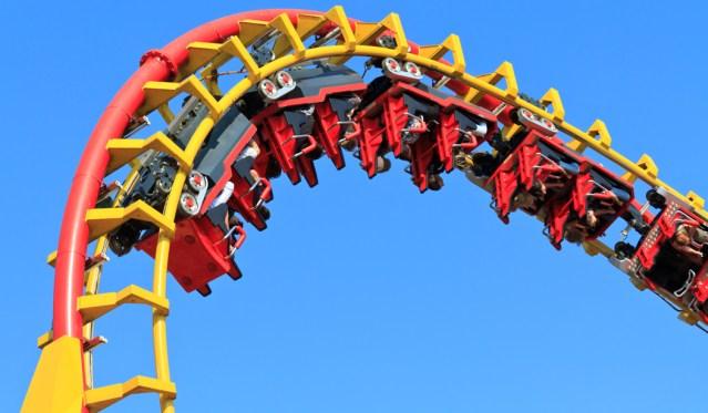 Top 10 Rides at Orlando's Amusement Parks