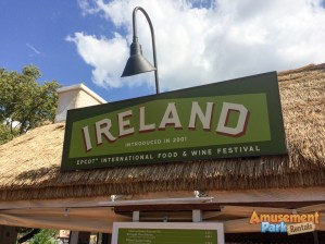 Epcot Food and Wine Festival 2014 - Ireland