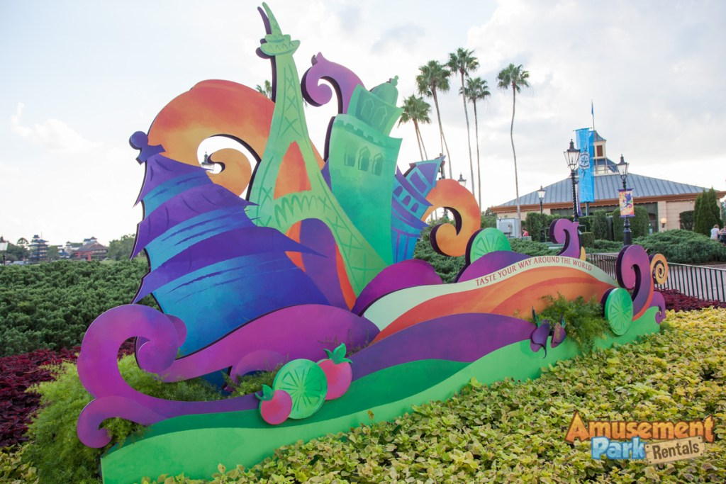 Epcot International Food and Wine Festival 2014