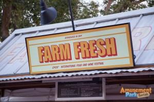 Epcot International Food and Wine Festival 2014 - Farm Fresh