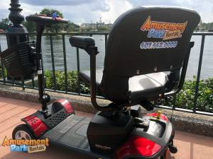 mobility scooter rental in Orlando Florida